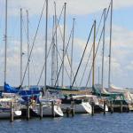 Yachthafen/Salzhaff