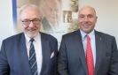 MdB Rudolf Henke im Gespräch mit Lutz Geilenkirchen