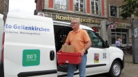 Geilenkirchen liefert Jodtabletten an Apotheken