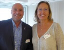 Gastreferentin Alicia Wildpret mit Lutz Geilenkirchen Europatagung 2017