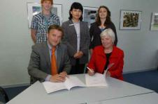 Kooperation Regionalschule NMS snap
