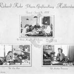 1924 erwirbt Richard Kehr in Halberstadt den Chemikaliengro�h�ndler Johanna Azzalino.