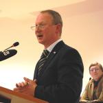 Stadtratsvorsitzender von 2010 bis 2014