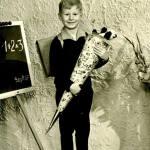 Einschulung im Jahr 1967