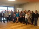 PTA Schüler zu Besuch bei Max Jenne