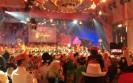 Kölle Alaaf - Otto Geilenkirchen mit Kunden beim Karneval