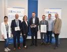 Max Jenne erhält IHK Ausbildungs-Award 2018