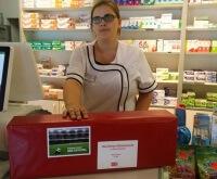 Nadine Seifert aus der Einhorn Apotheke in Potsadam