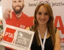 PTA des Jahres Online Voting: Susanne Volkadav zieht ins Finale